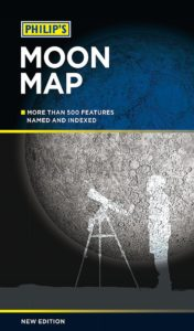 philips moon map cover