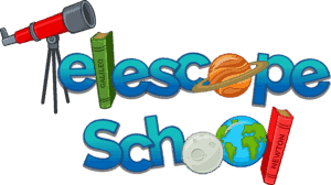 Telescope School Logo