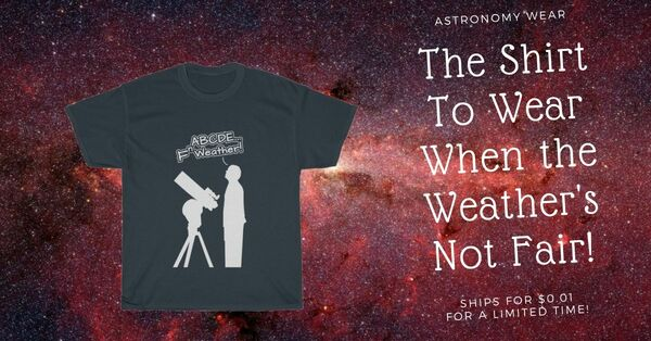 astronomywear.com ad FN Weather