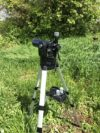 GoTo Telescope in field