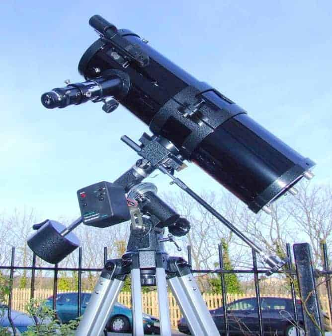 Image result for reflector telescope